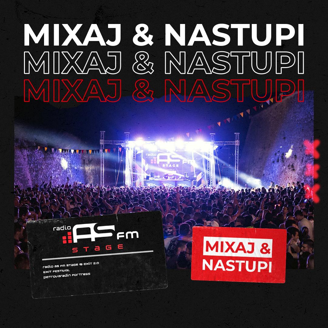 Mixaj & Nastupi